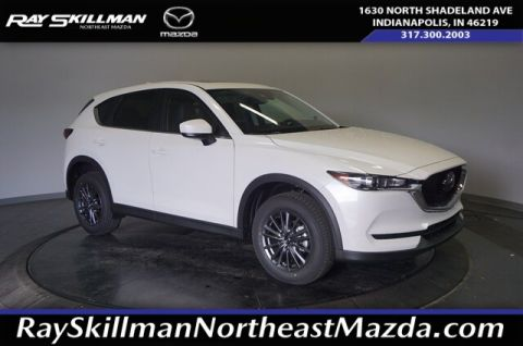 New 2020 Mazda CX-5 4DR TOURING FWD