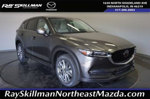 New 2020 Mazda CX-5 4DR GRND TOUR RS AWD