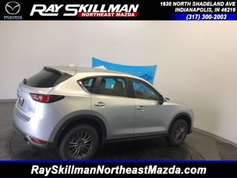 New 2019 Mazda CX-5 4DR SPORT AWD