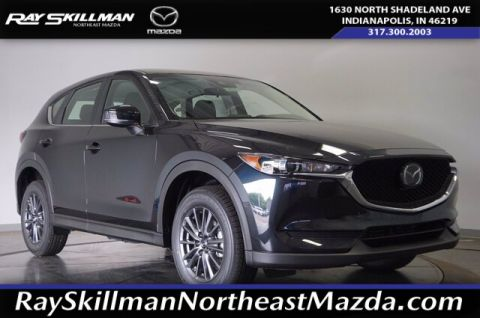 New 2020 Mazda CX-5 4DR SPORT AWD