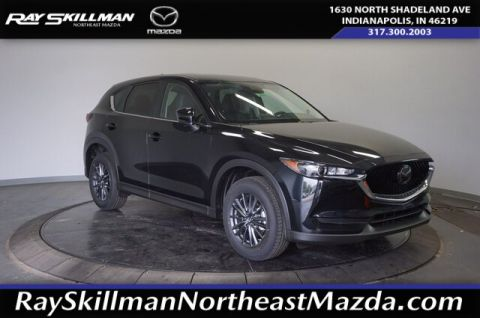 New 2020 Mazda CX-5 4DR TOURING AWD