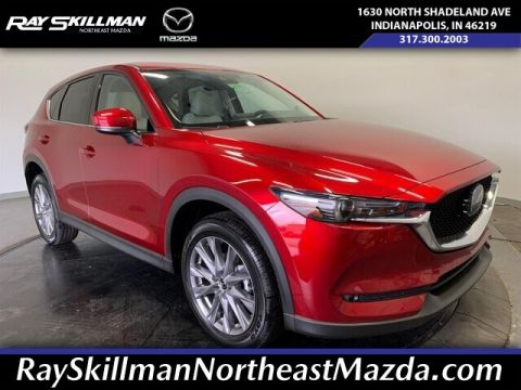 New 2020 Mazda CX-5 4DR GRAND TOUR AWD