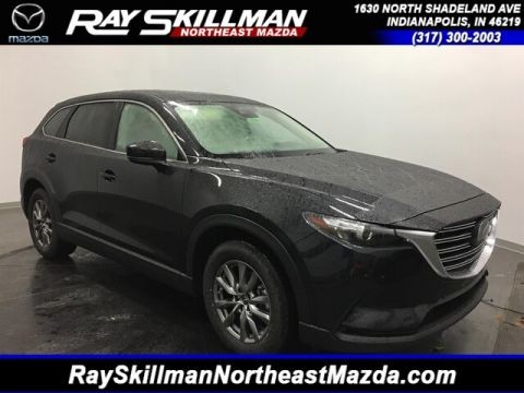 New 2019 Mazda CX-9 4DR SUV AWD TOURING