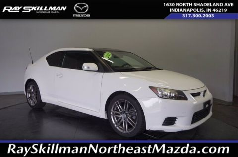 Pre-Owned 2011 Scion tC 2DR HB AT